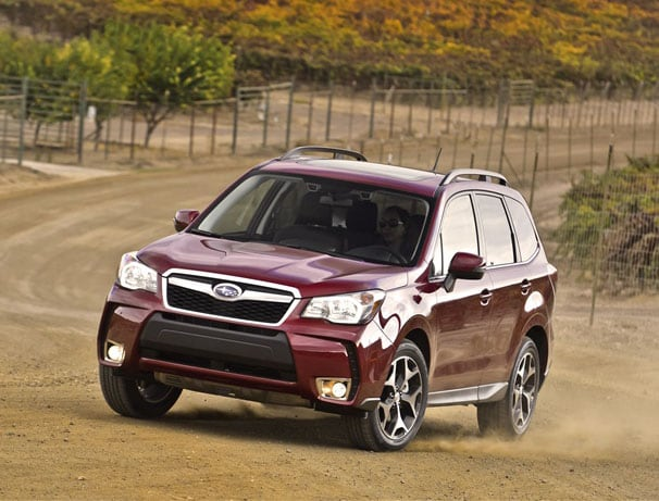 Used Subaru Forester Competitive in Wilmington NC