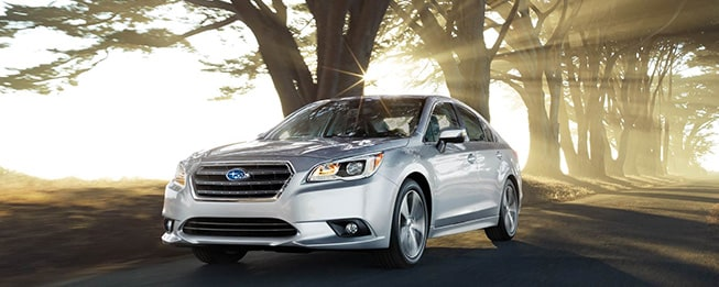 New 2017 Subaru Legacy for sale in Wilmington NC