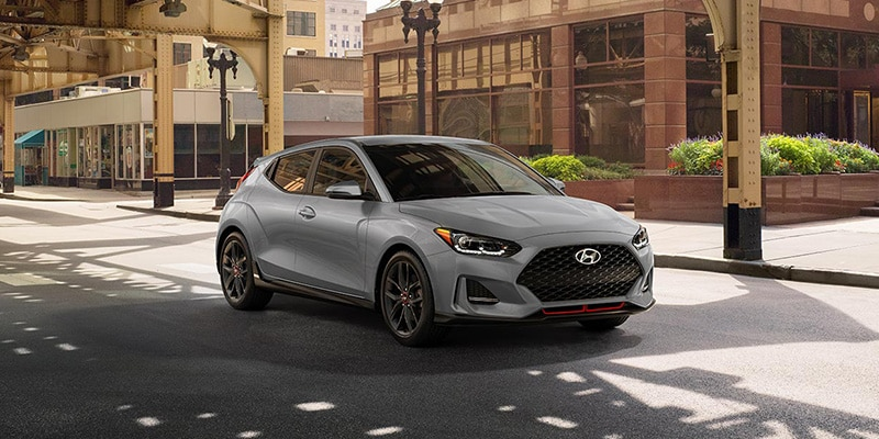 Shop New Hyundai Veloster Models For Sale In Wilmington, NC