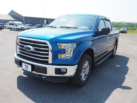 2015 Ford F150 Crew Cab Short Bed Truck
