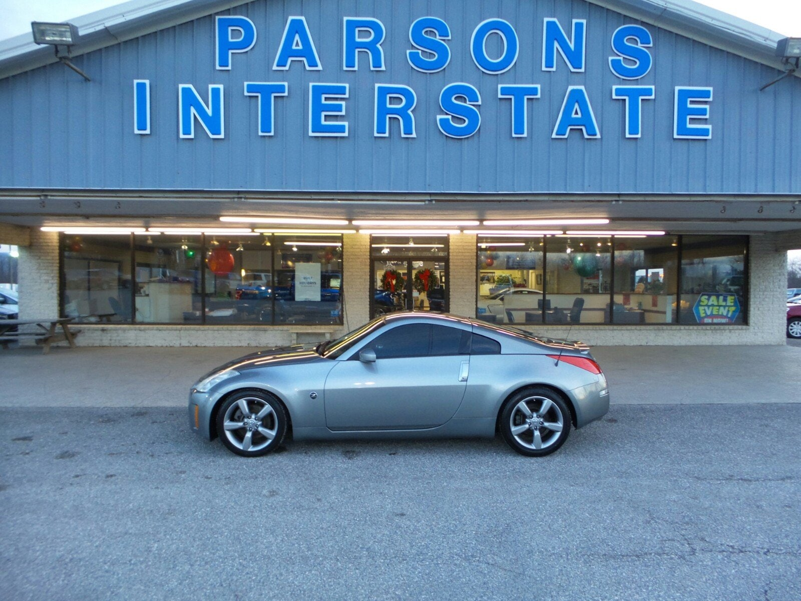 2006 Nissan 350Z Touring 2dr Car