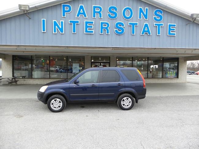 2004 Honda CR-V EX Sport Utility