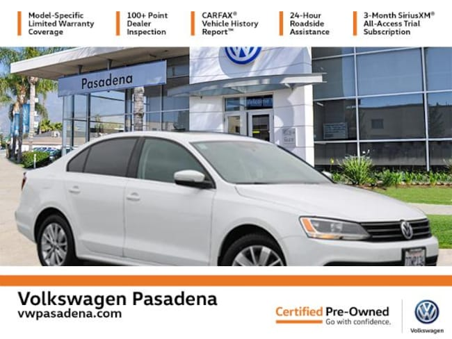 2016 Volkswagen Jetta Sedan Auto 1.4T SE w/Connectivity