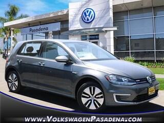 2019 Volkswagen e-Golf 4-Door SE