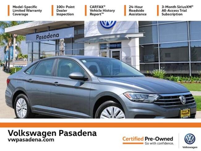 2019 Volkswagen Jetta S Manual w/Sulev