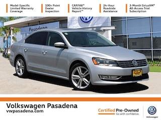 2014 Volkswagen Passat 2.0L DSG TDI SEL Premium Sedan