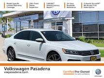 2016 Volkswagen Passat 1.8T Auto R-Line Pzev Sedan