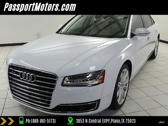 2016 Audi A8 L 3.0T/EXECUTIVE PACKAGE/20