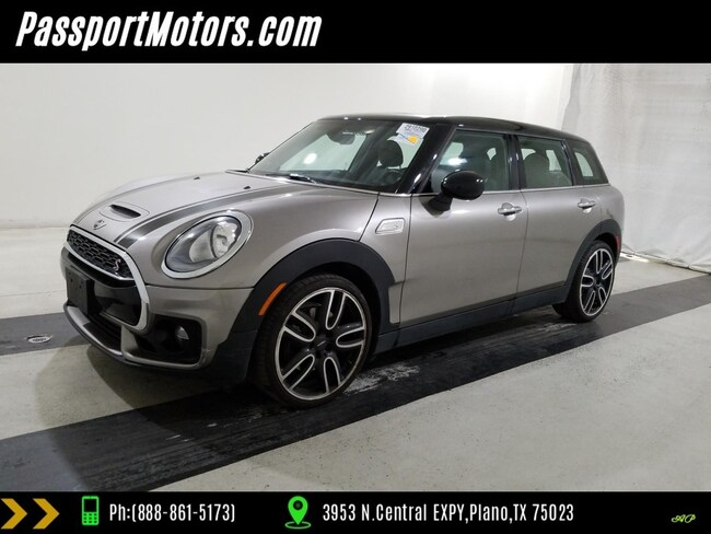 Used 2016 Mini Clubman For Sale At Passport Motors Vin