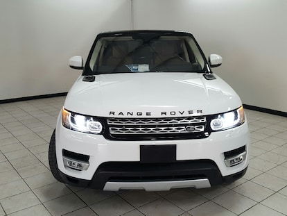 Range Rover 3rd Row >> Used 2016 Land Rover Range Rover Sport For Sale At Passport