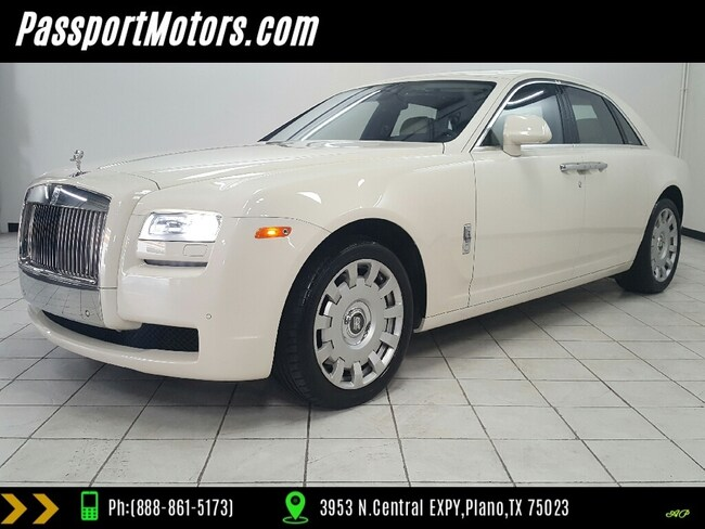 2013 Rolls-Royce Ghost Ghost Sedan