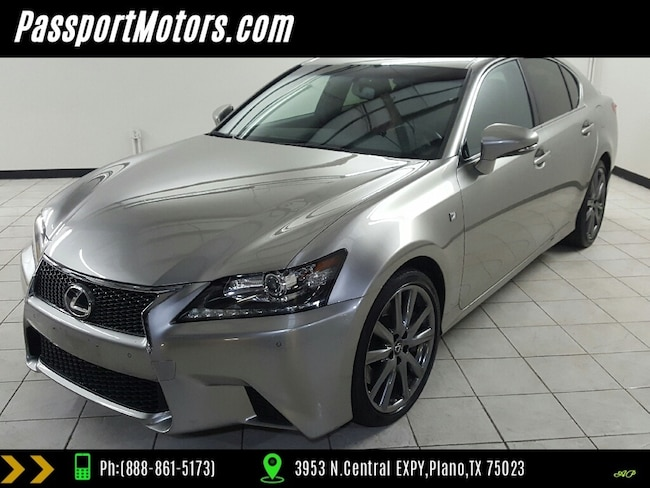 2015 LEXUS GS 350 2015 LEXUS GS 350 F SPORT PKG, NAVIGATION , BLIND Sedan