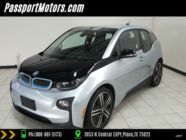 d46459228e8 2016 BMW i3 with Range Extender 2016 BMW i3 with Range Extender 20 IN  WHEELS