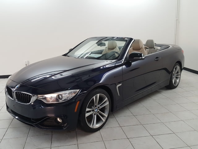 2014 BMW 428i CONVERTIBLE / SPORT / PREMIUM / TECHNOLOGY / HEADS Convertible