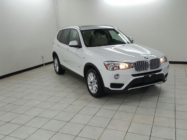 Used 2016 BMW X3 For Sale at Passport Motors | VIN: 5UXWX9C54G0D92834