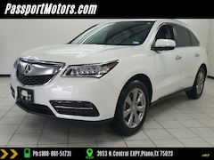 2016 Acura MDX ADVANCE PKG, BLIND SPOT MONITOR,FORWARD&REAR COLLI SUV