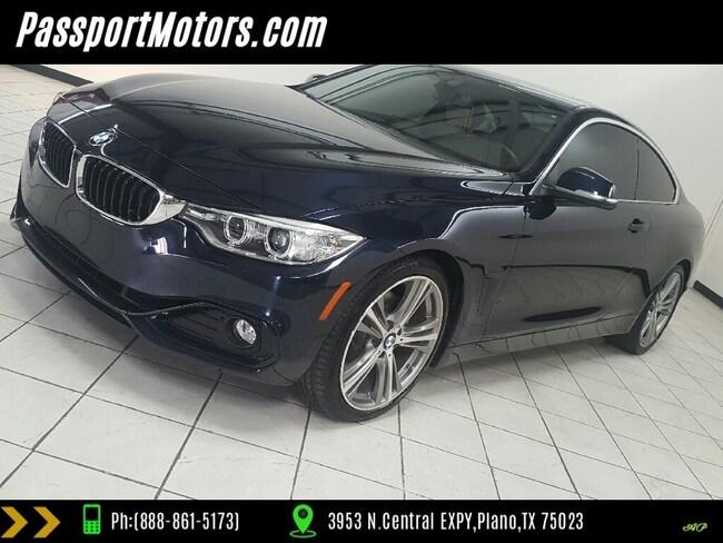 2016 BMW 428i SPORT LINE/OVER $10K OPTION/DRIVER ASSIST PKG/DRIV Coupe