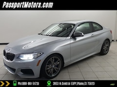 2015 BMW M235 OVER 7K EXTRA OPTION/TECHNOLOGY PKG/DRIVER ASSIST Coupe