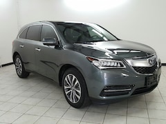 2016 Acura MDX MDX SH-AWD with Technology Package,Blind spot Assi SUV