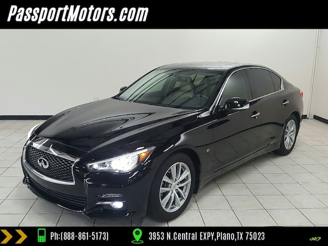 Used 2015 Infiniti Q50 For Sale At Passport Motors Vin