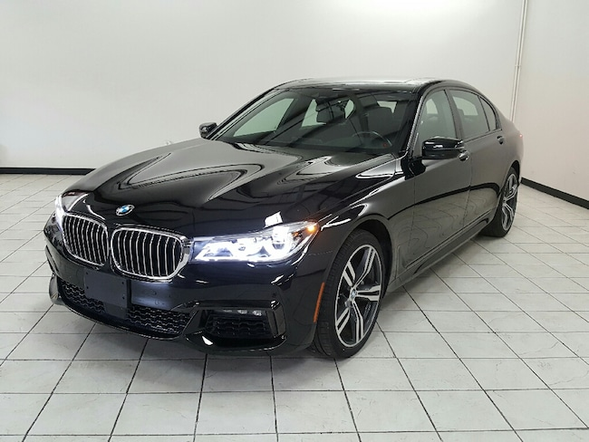 2016 BMW 750i xDrive/MSPORT PKG/EXECUTIVE PKG/OVER $18K OPTION/D Sedan