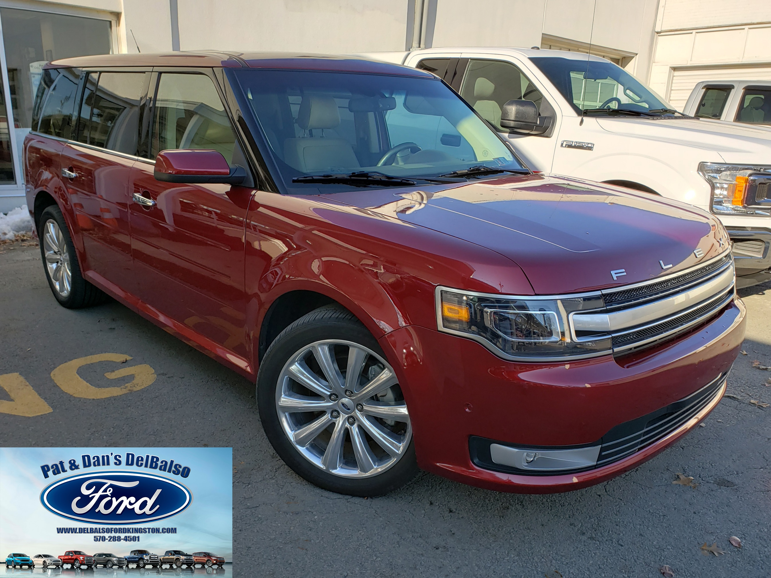 2018 Ford Flex Limited SUV
