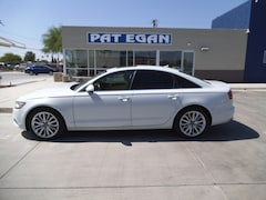 2014 Audi A6 2.0T Premium (Multitronic) Sedan