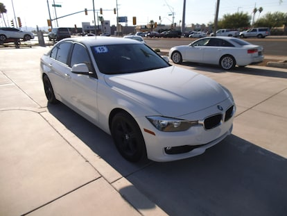 Used 2015 BMW 328i For Sale at Pat Egan Automotive Group
