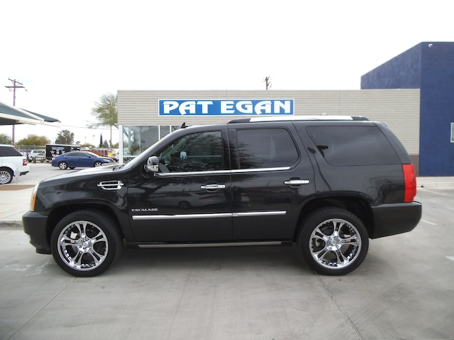 2012 CADILLAC Escalade Luxury AWD SUV