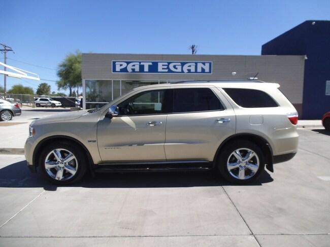 2011 Dodge Durango Citadel SUV