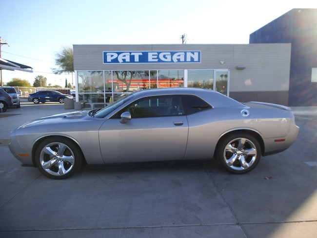 2013 Dodge Challenger R/T PLUS Coupe