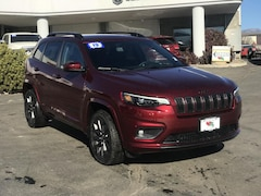 New 2019 Jeep Cherokee HIGH ALTITUDE 4X4 Sport Utility 1C4PJMDX1KD336889 for sale in Durango, CO
