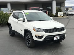 New 2019 Jeep Compass UPLAND 4X4 Sport Utility 3C4NJDAB8KT682691 for sale in Durango, CO