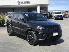 New 2019 Jeep Grand Cherokee TRAILHAWK 4X4 Sport Utility 1C4RJFLG2KC661501 for sale in Durango, CO