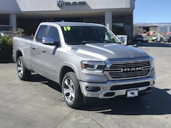 New 2019 Ram 1500 LARAMIE QUAD CAB 4X4 6'4 BOX Quad Cab 1C6SRFDT9KN795620 for sale in Durango, CO