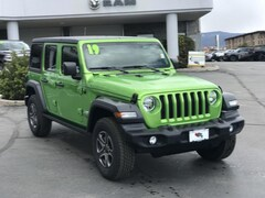 New 2019 Jeep Wrangler UNLIMITED SPORT S 4X4 Sport Utility 1C4HJXDG8KW546190 for sale in Durango, CO