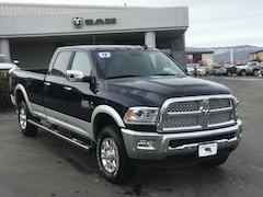 New 2018 Ram 2500 LARAMIE CREW CAB 4X4 8' BOX Crew Cab 3C6UR5KL3JG400635 for sale in Durango, CO