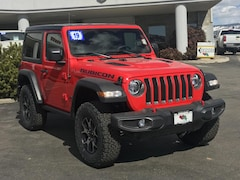 New 2019 Jeep Wrangler RUBICON 4X4 Sport Utility 1C4HJXCN5KW502454 for sale in Durango, CO
