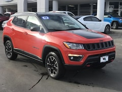 New 2019 Jeep Compass TRAILHAWK 4X4 Sport Utility 3C4NJDDB1KT651083 for sale in Durango, CO