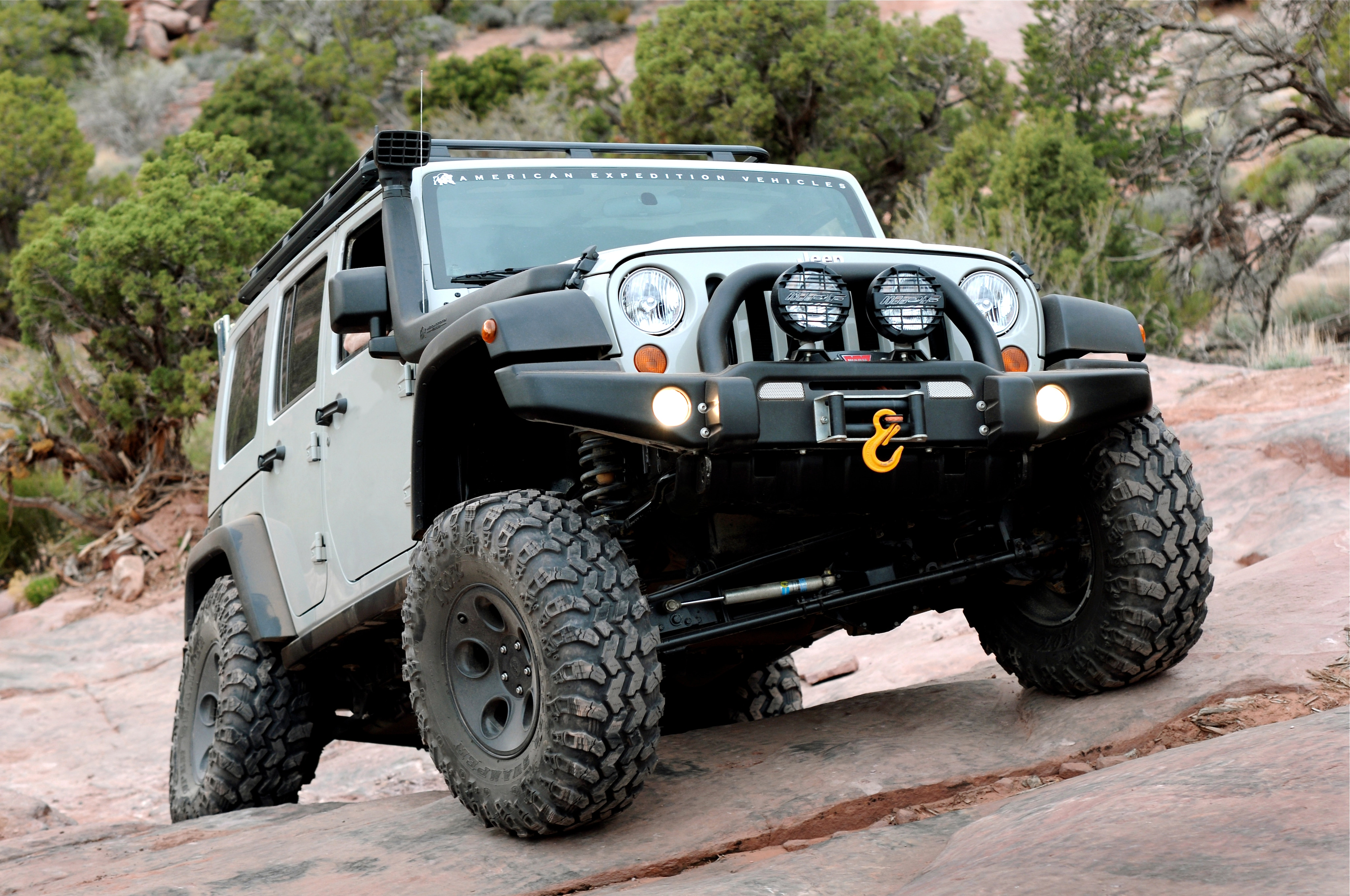American Expedition Vehicles Authorized Dealer