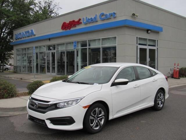 2016 Honda Civic Sedan LX Sedan