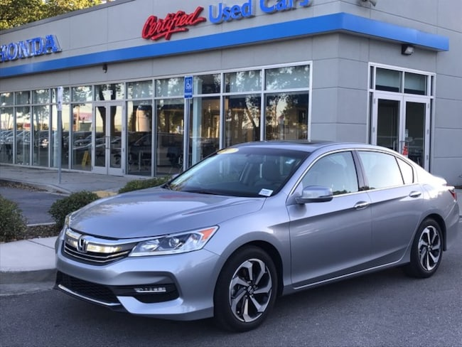 2017 Honda Accord Sedan EX-L V6 Sedan