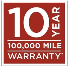 Kia 100,000 mile warranty