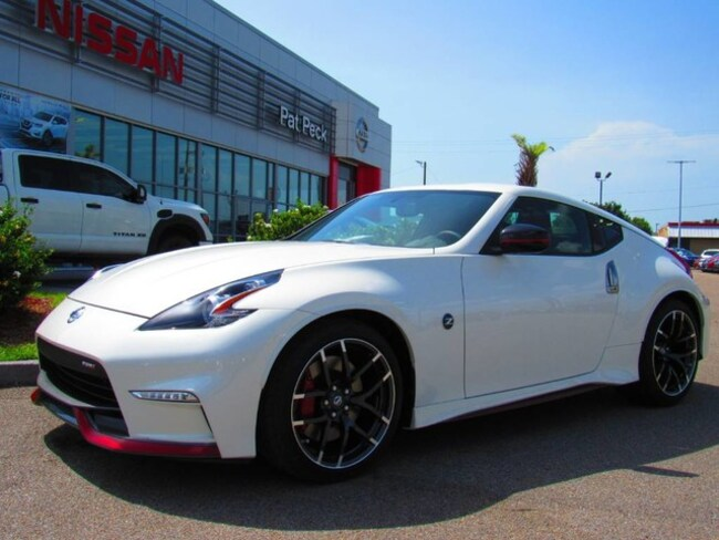 New 2019 Nissan 370z For Sale At Pat Peck Auto Group Vin