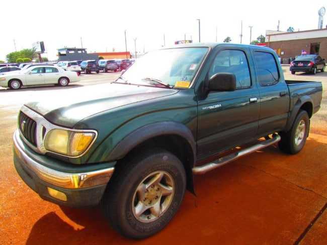 2001 Toyota Tacoma Prerunner Truck Double-Cab