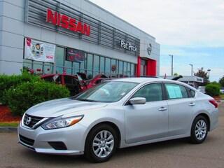 2018 Nissan Altima 2.5 S w/Convenience Pkg Sedan