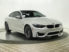Pre-Owned 2018 BMW M4 Base MANUAL EXECUTIVE PACKAGE Coupe for sale in Schaumburg, Illinois