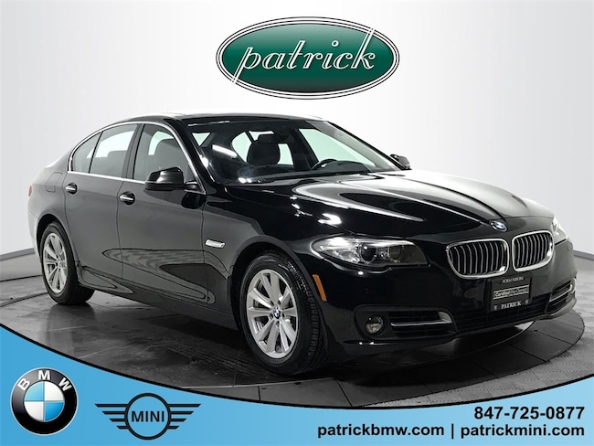 Used 2015 BMW 5 Series 528i xDrive Sedan for sale in Chicago Area