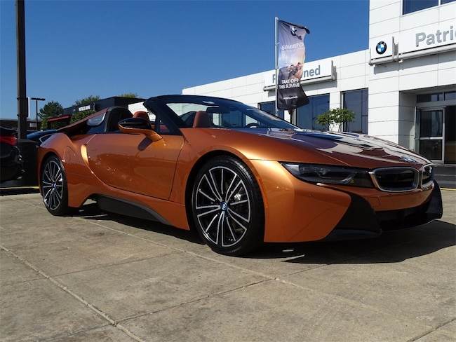 New 2019 BMW i8 Base Convertible for sale in Chicago IL