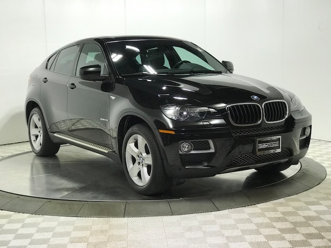 Used 2014 BMW X6 xDrive35i SUV for sale in Chicago Area
